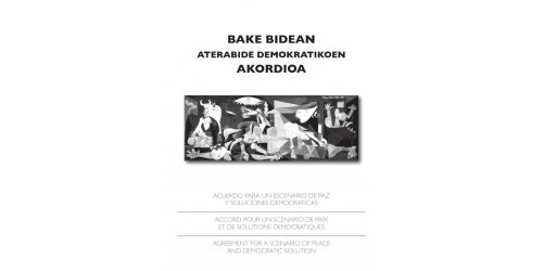 Bake bidean aterabide demokratikoen akordioa -Gernikako akordioa- (2010/9/25)